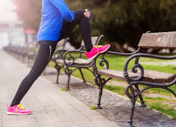 veja como o alongamento na corrida pode mudar a forma como você corre