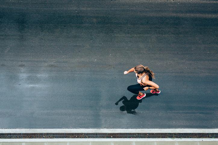 Veja como melhorar sua postura e técnica na corrida