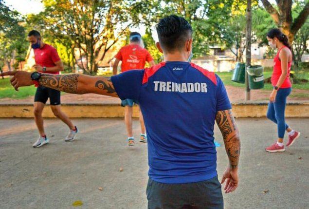 Treinador de corrida e sua importância